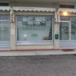 serramento negozio